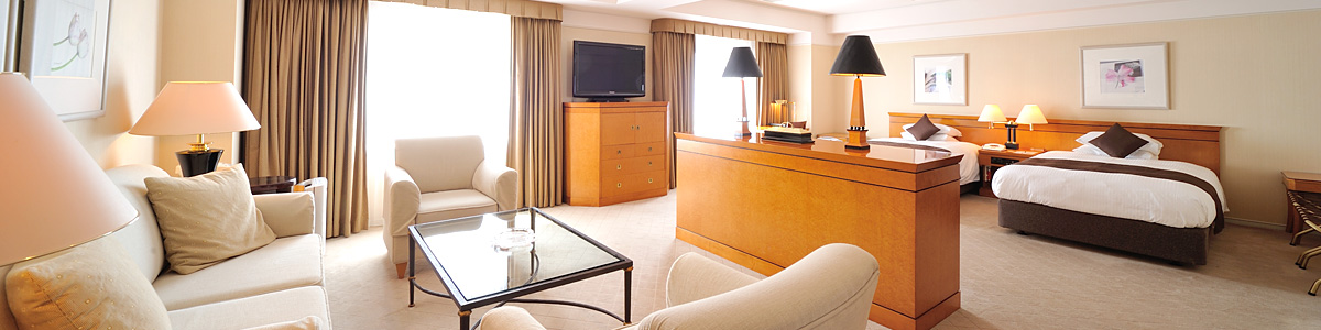 Hiroshima Airport Hotel Rooms